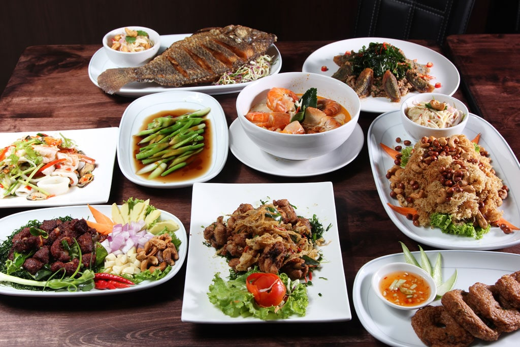Kochschule auf Koh Lanta