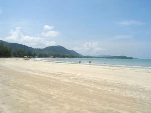 Der beliebte Twin Bay Beach