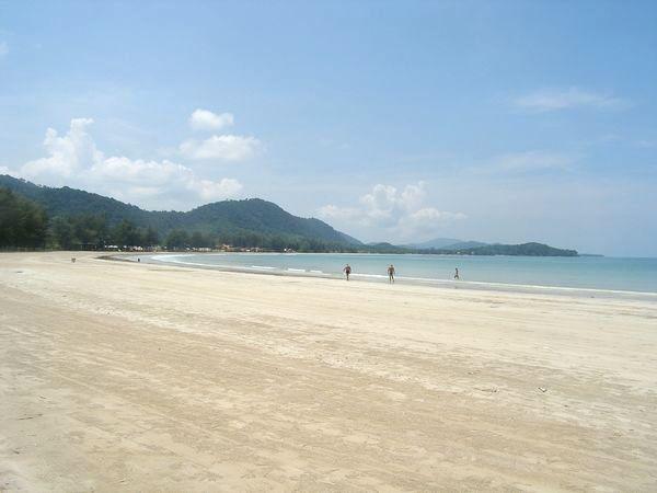 Strände in Koh Lanta - Klong Dao Beach